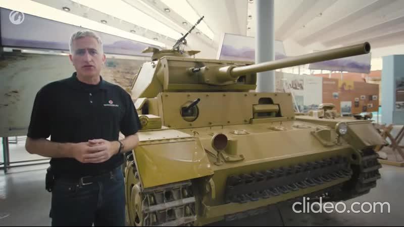 Загляни в танк III В командирской рубке
