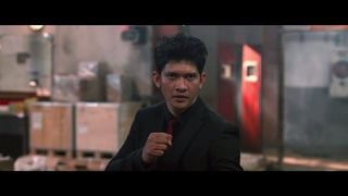 Joe Taslim vs. Iko Uwais Part 1 - The Night Comes for Us