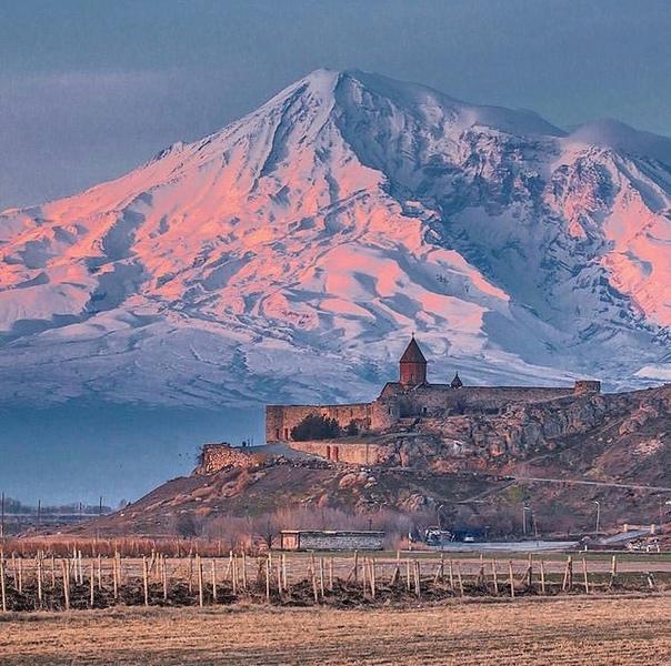 него фото горы арарат со стороны армении ближайшие несколько