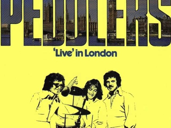 The Peddlers Bridge Over Troubled Water live'