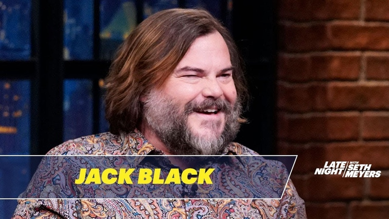 Jack Black Dishes on Working with Jack White on a Tenacious D Song