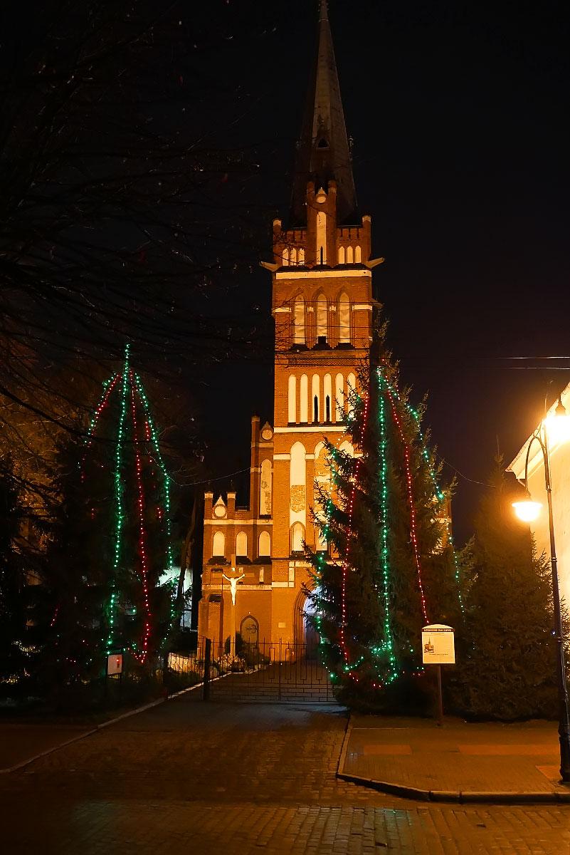 Храм Святого Бруно Кверфуртского в Черняховске