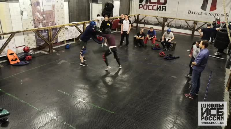 Щит-меч опытные мужчина. Внутришкольный турнир Школы ИСБ СПБ 15.11.2020