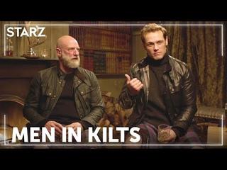 Speak Like a Scot: Blether   Men in Kilts STARZ