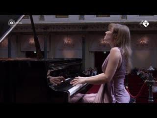 Royal Concertgebouw: Nordwestdeutsche Philharmonie & Anna Fedorova in Chopin's Piano Concerto N 2 (Amsterdam, )