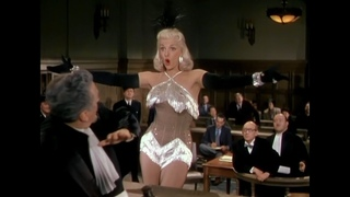 Diamonds Are A Girl's Best Friend - Jane Russell - Gentlemen Prefer Blondes '53/HD