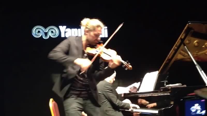 David Garrett - Istanbul Concert - 20.05.2015