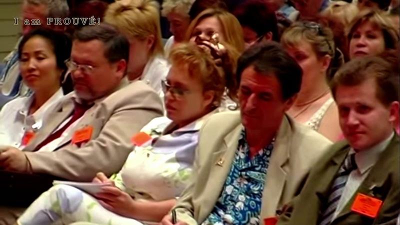 Ренди Гейдж. Мои святые секреты. Часть 1 - Семинар в Москве