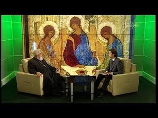 Как правильно понимать икону Андрея Рублёва Троица?