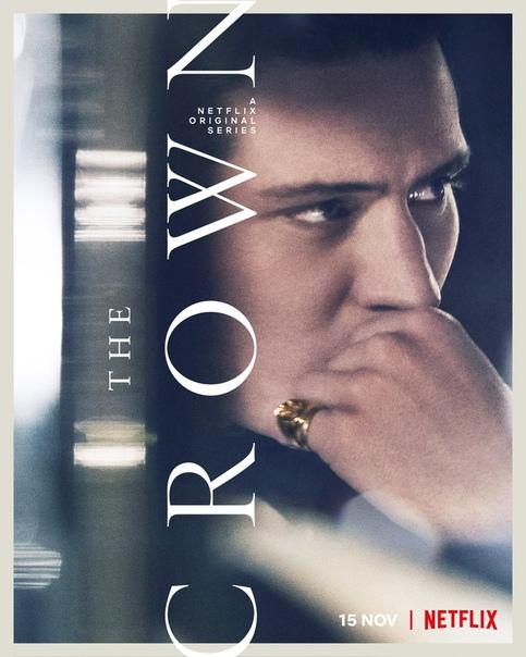 Персонажные постеры четвертого сезона «Короны»