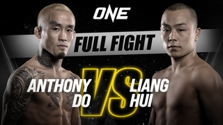 Anthony Do vs. Liang Hui   ONE Championship Full Fight
