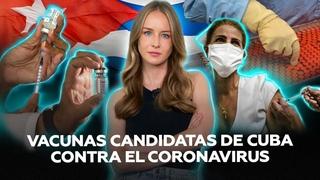 ¿Vacunas cubanas contra el covid tan eficaces como Sputnik V o Pfizer? Te contamos los detalles