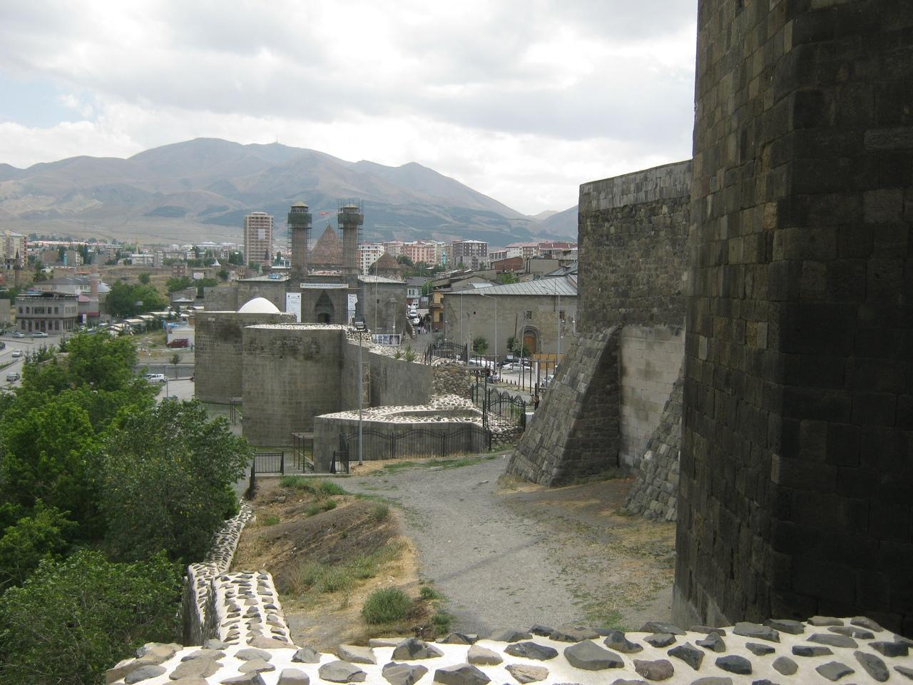 эрзурумская крепость