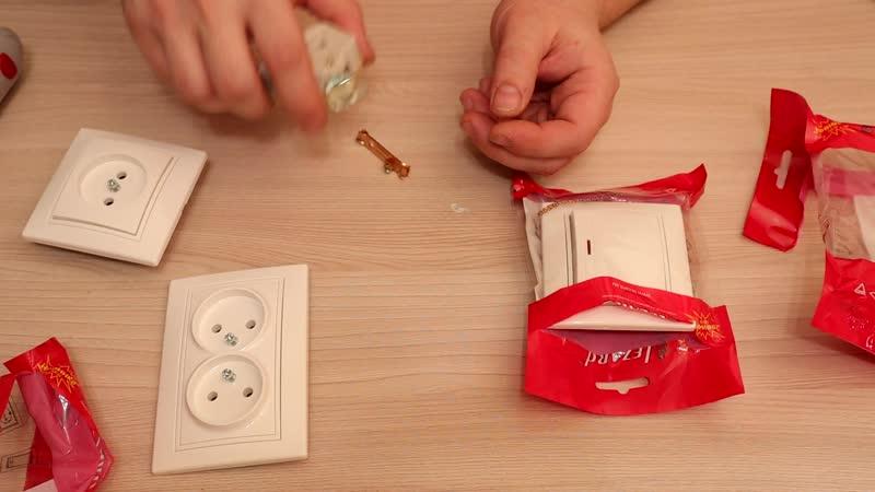 Обзор розеток и выключателей
