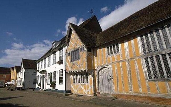 Кривая деревня в Англии, изображение №9