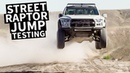 Ken Block's Ford Raptor Gets Dialed in for Jumps
