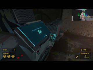 ПОД НОСОМ У АЛЬЯНСА В ХАЛФ ЛАЙФ 3 ► Half-Life - Alyx VR #2