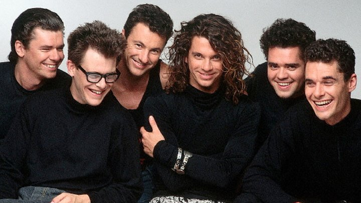 INXS The Best of I'm Only Looking ч1