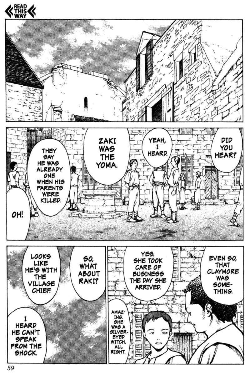 Claymore, Chapter 1, image #58