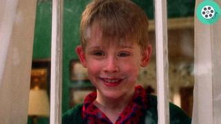 Воссоединение Марли со своей семьёй. Финальная сцена.  Один дома (1990) год.