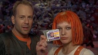 Пятый Элемент Фильм The Fifth Element 1997 HD