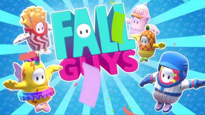 Fall Guys Новый хитяра от Devolver