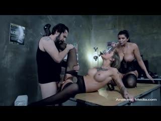 Romi Rain & Kleio Valentien -Anatomik Productions: Corruption Strain, ep. 2 (2020) [Blowjob, Anal Play, MILF, Threesome]