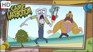 Camp Lakebottom - 101A - Escape from Lakebottom (HD - Full Episode)