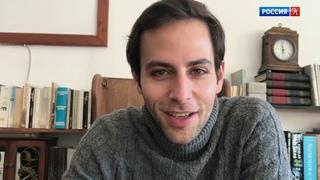 Сюжет о документальном сериале «Ехал Грека» в телепередаче «Телескоп» (телеканал «Культура»)