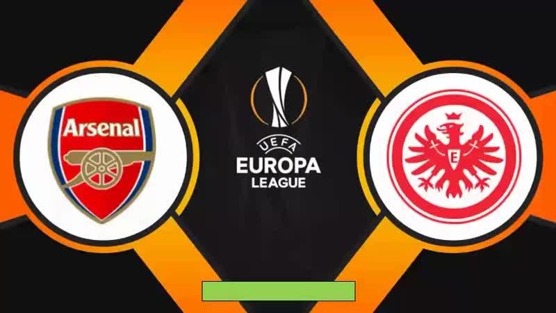 ⚽️ Арсенал 1:2 Айнтрахт | Лига Европы | 5 тур | Обзор