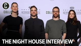 The Night House Interview: Rebecca Hall, David Bruckner, Evan Jonigkeit, Stacy Martin