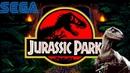 Jurassic Park 1 - Raptor gameplay Sega Mega Drive/Genesis 1080p/60fps