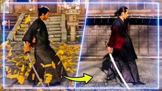 Japanese Sword Experts RECREATE moves from Ghost of Tsushima   Experts Try