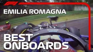 Формула-1 * Гран-при Эмилии-Романьи * Лучшие онборды