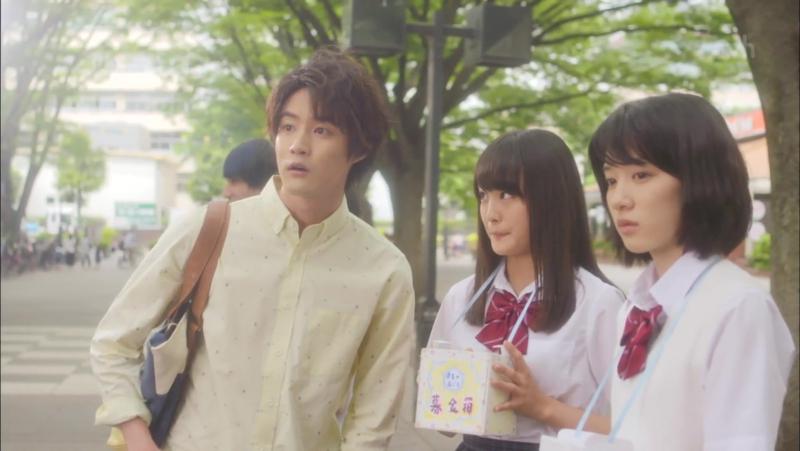 こえ恋 第03話「恋の予感」(2016.07.23)
