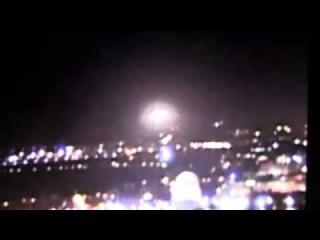 Jerusalem UFO Close Up !!! {best footage}