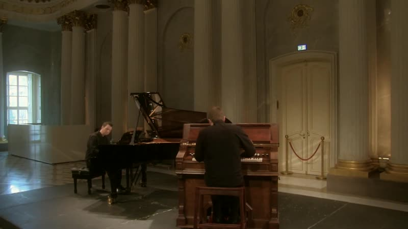 846 J S Bach Ch Gounod Ave Maria Prelude and Fugue in C major BWV 846 WTK 1 N 1 Jonathan Tom Scott