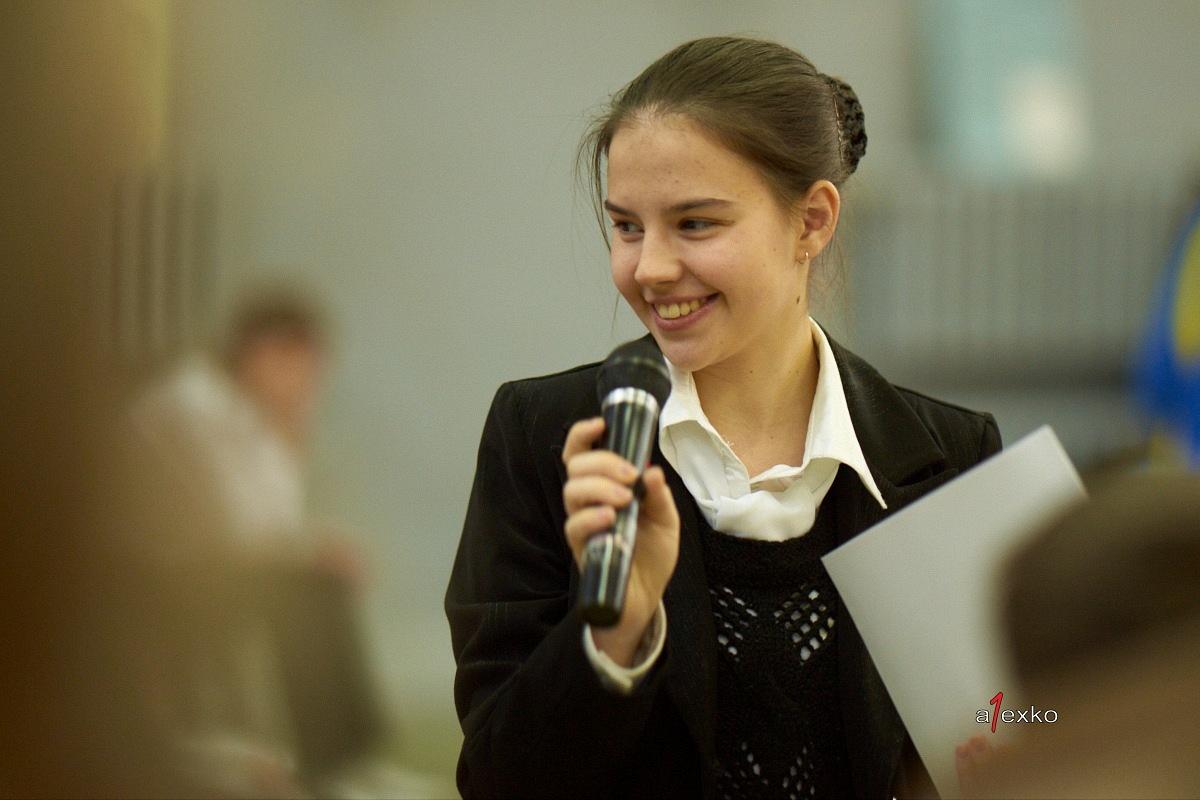 на соревнованиях (декабрь, 2010 г.)
