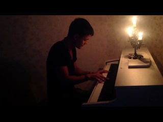 Руслан Квак - Talking to the moon!!!! (Cover-Bruno Mars)