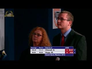 Dave Chisnall vs Max Hopp (Dutch Darts Masters 2013 / First Round)