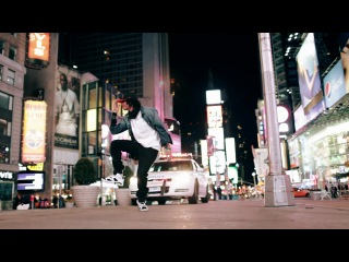LES TWINS 'Times Cop' in New York City - YAK FILMS New Style Hip Hop Dance