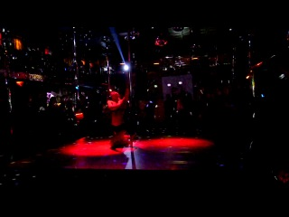 Милена Pole dance show from Angels Strong Lady