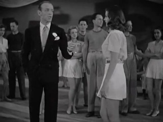 Fred Astaire Rita Hayworth You'll Never Get Rich Rehearsal Duet