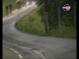 Тур де Франс 2013 18 этап спуск с Col de Sarenne www.worldvelosport.com