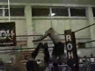 Music Video: Low Ki vs. Samoa Joe - ROH - Glory By Honor