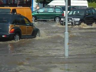 После дождя ул.Брикеля 4