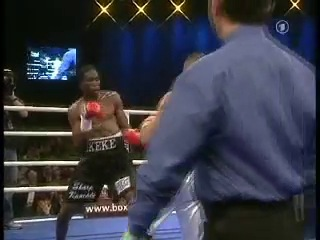 2005-12-10 Artur Abraham vs Kingsley Ikeke (vacant IBF middleweight title)