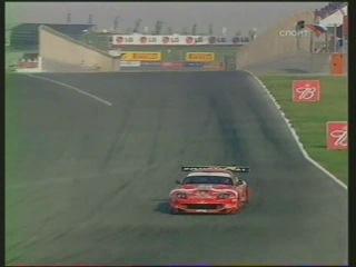 FIA GT 2004 Этап 10 Дубай Обзор телеканала Спорт