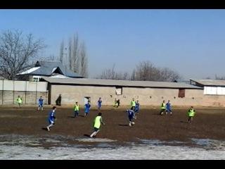 ФК Сайрам-ФК Кыран 1:3
