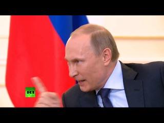 Путин обещал защитить население юго-востока